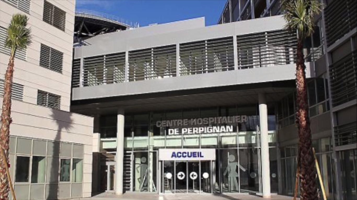 Entree hopital service d 39 urologie perpignan centre - Mobile ch perpignan fr ...