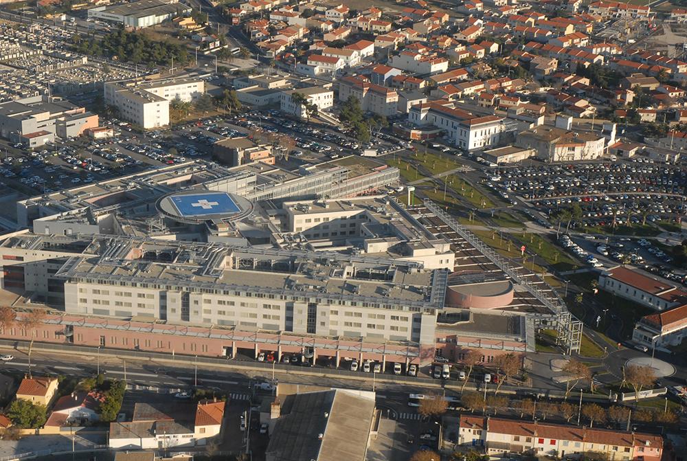 Service d 39 urologie perpignan centre hospitalier for Chambre urinaire